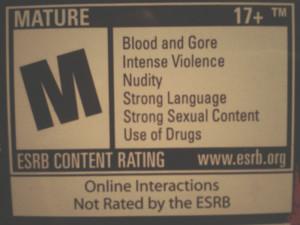Video game violence needs regulation