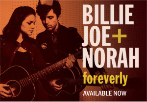 Review: Foreverly by Billie Joe Armstrong and Norah Jones