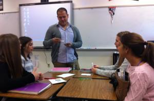 Teacher Spotlight: Señor Velasquez