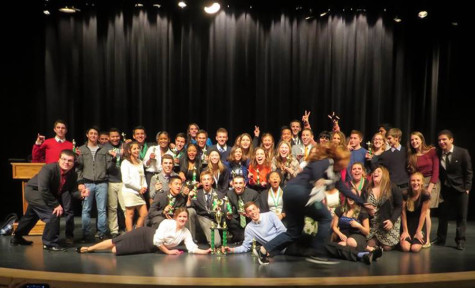 Forensics students rock the Panther Classic