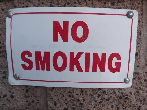 Smoking habits begin during teenage years