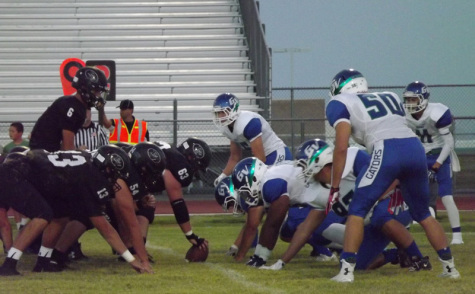 Varsity football thwarts Green Valley Gators