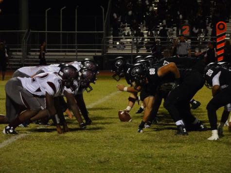 Varsity football Panthers slay the Spartans
