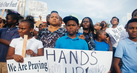 Protests arise in the wake of the grand jury decision in Ferguson
