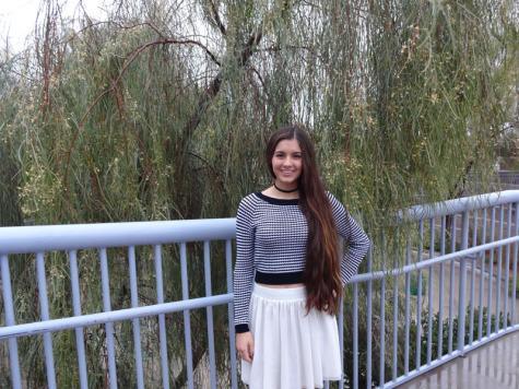 Senior Spotlight: Caitlan Shaw