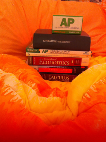 AP classes should challenge students