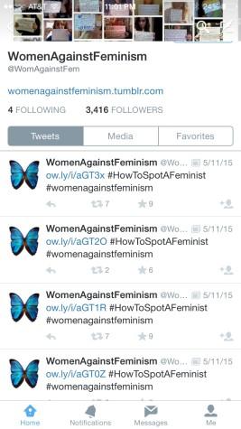 Why #WomenAgainstFeminism is dangerous
