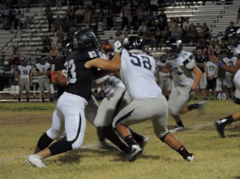 Panthers crush the Mustangs in Homecoming victory