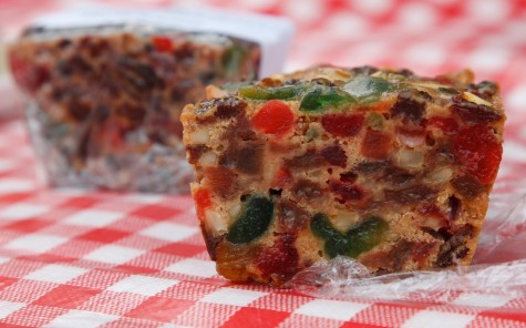 Whats wrong with fruitcake? EVERYTHING!