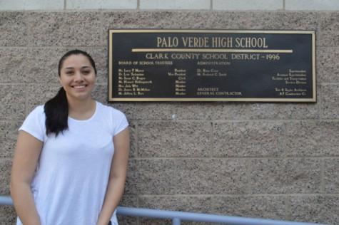 Student Spotlight: Olivia Salinas