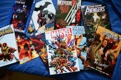 Marvel v. DC