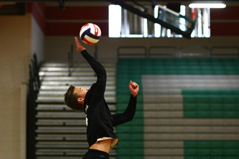Falcons flop as men's volleyball finds a win