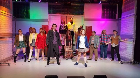 Heathers the Musical 'Shines a Light' at the Onyx Theatre