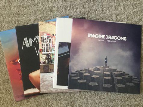 Vinyls are making a comeback