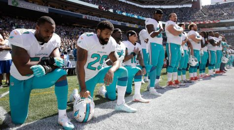 NFL Player Sparks Controversy Over National Anthem Ceremony