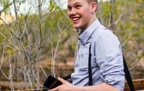 Senior Spotlight: Ethan Thresher