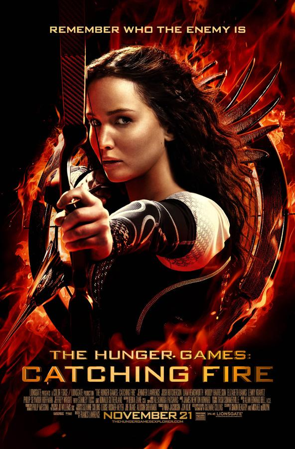 Jennifer+Lawrence%27s+Katniss+takes+aim+at+the+young+adult+audience.