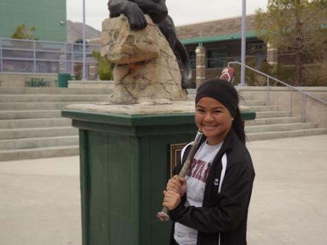 Senior Melissa Lacro will head off to Harvard with a softball scholarship this fall.