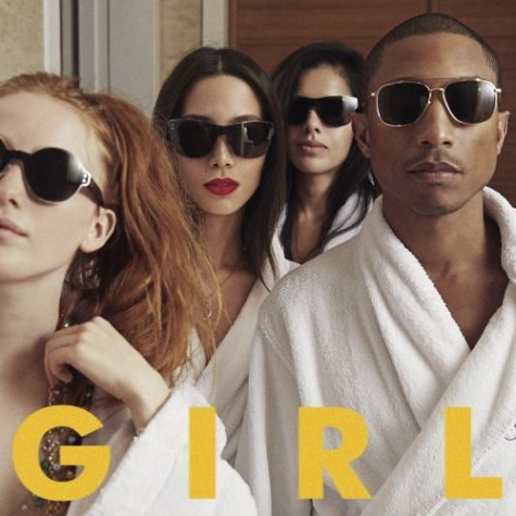Review: G I R L by Pharrell Williams