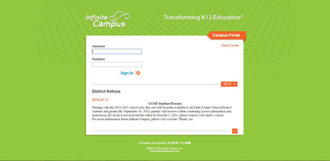CCSD launches Infinite Campus