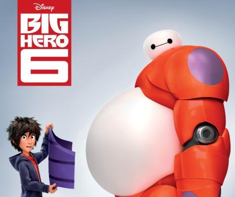 Review: Big Hero 6