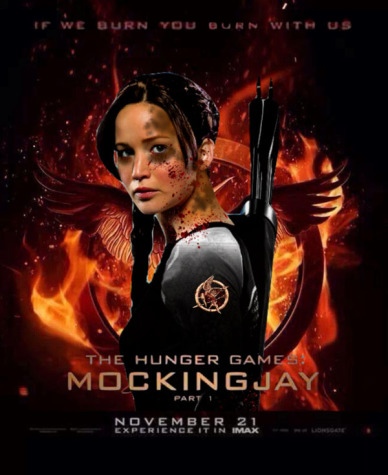 Review: The Hunger Games – Mockingjay Part 1