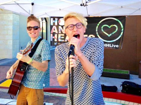 Meet local band Holes and Hearts