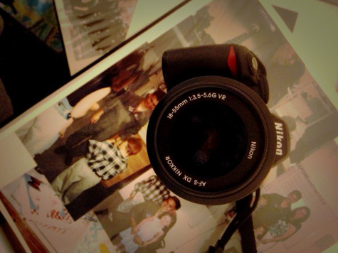 Capture the memory by living it, not taking a snapshot of it