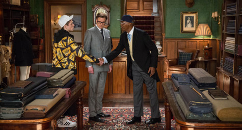 Palo Unprinted: Review of Kingsman: The Secret Service