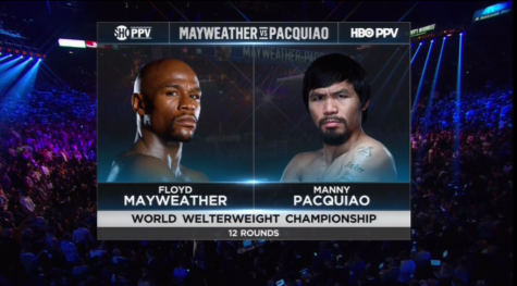 The Mayweather Pacquiao fight continues outside the ring
