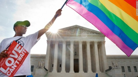 Same sex marriage becomes legal nationwide
