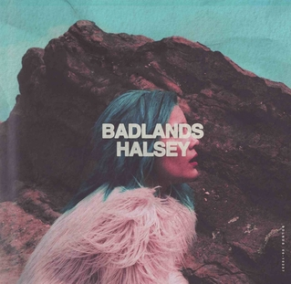 Halsey's album art for