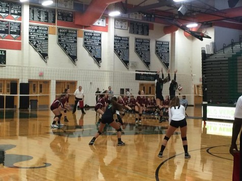 Lady Panthers defeat Diamondbacks in first volleyball match of the fall season