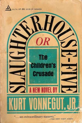 Slaughter House Five book cover