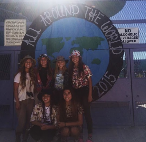 Panthers Go Global For Homecoming Week