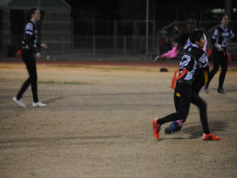 Flag Football defeats the Basic Wolves for fourth consecutive win