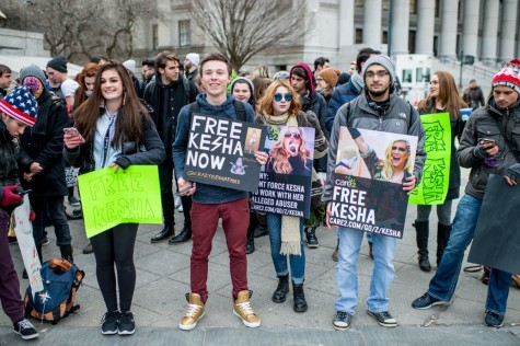 #FreeKesha, giving voice to those who don't have one