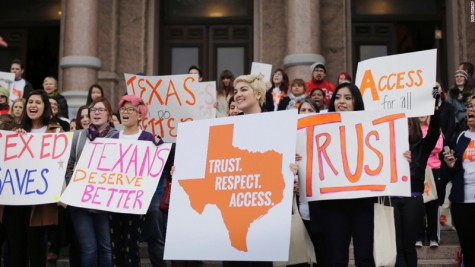 Supreme Court separated on issue of abortion in Texas