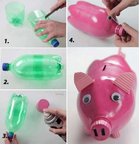 Jones- piggy bank diy