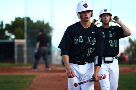 Baseball beats the Blazers in home conference game