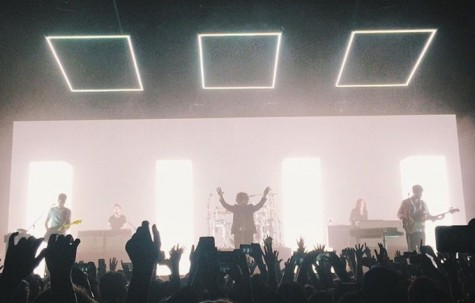 The 1975 concert review at the Chelsea Cosmopolitan
