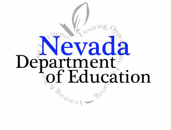 The Nevada Department of Education has allowed plans for reorganization in the summer of July