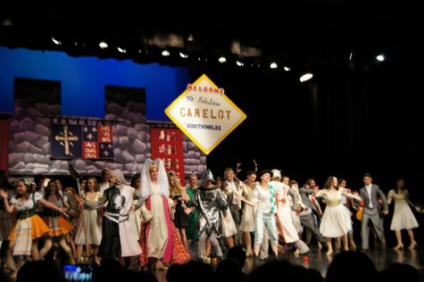 Palo Verde Theater Presents: Spamalot