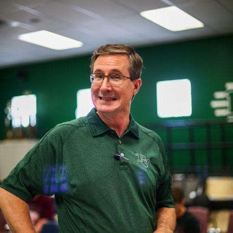 New Teachers Tackle Palo Verde