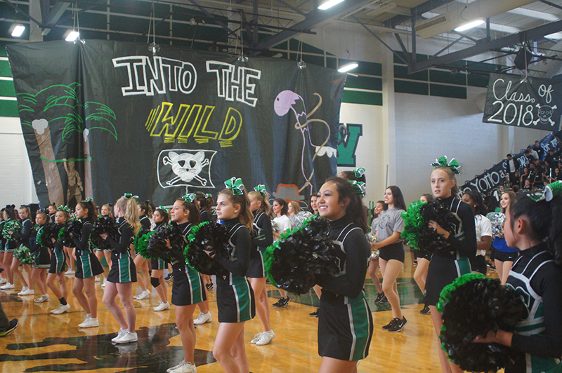 Panthers Venture Into the Wild for Homecoming Week