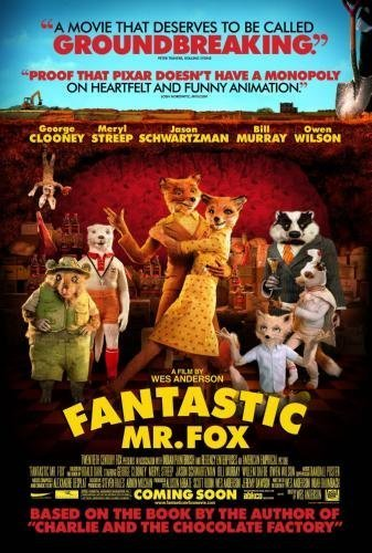 Tbt Review Fantastic Mr Fox Panther Print