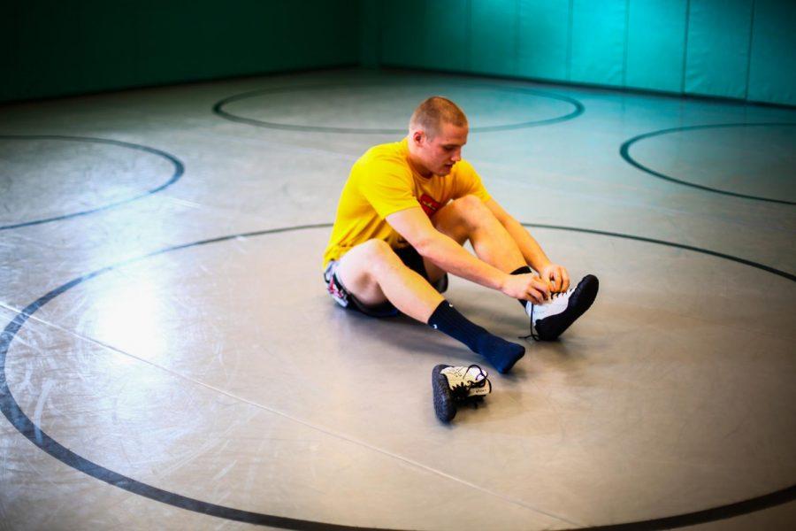 Athlete Spotlight: Jonathan Carpenter