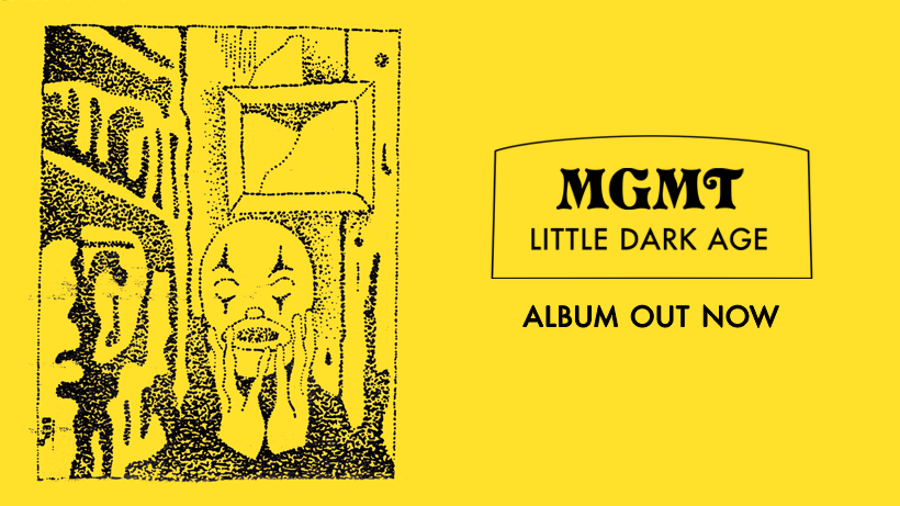 2018 Shaking Hits: Little Dark Age album review