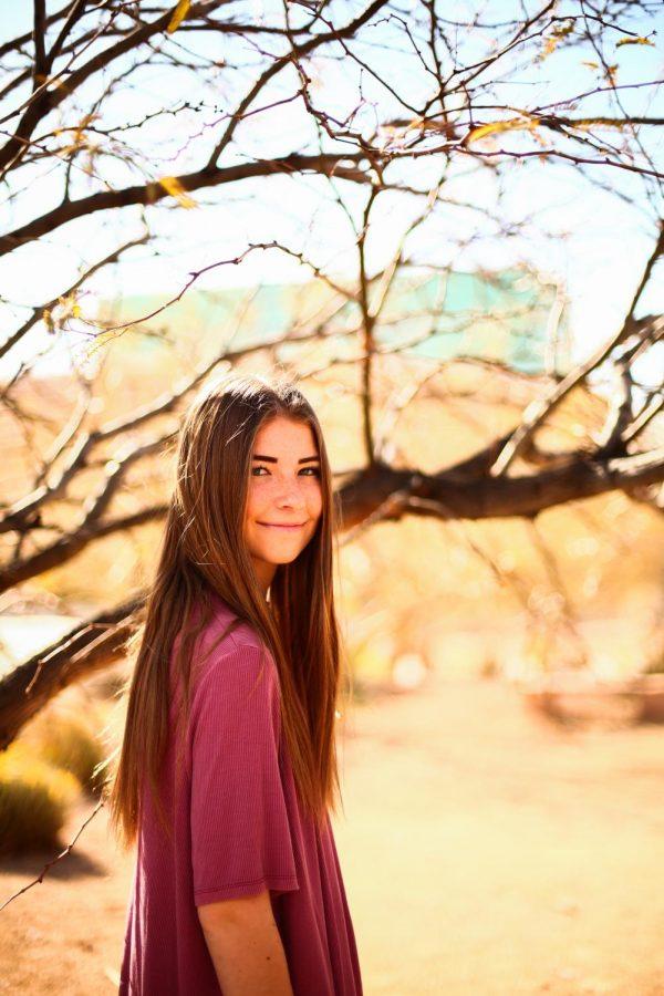 Ivy Chipman: Palos 2018-2019s Student Body President