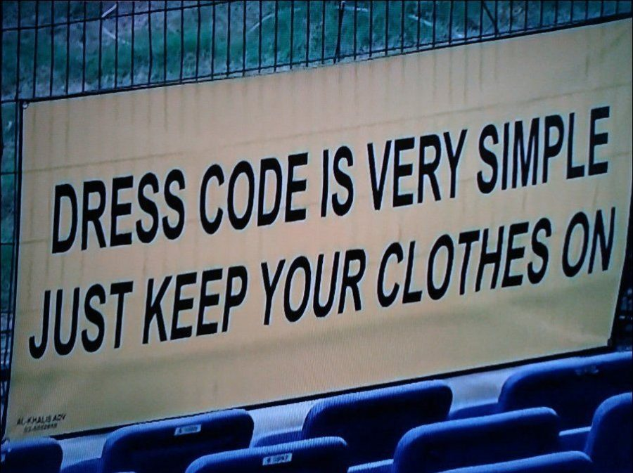 Why Dress Code is Important – Panther Print